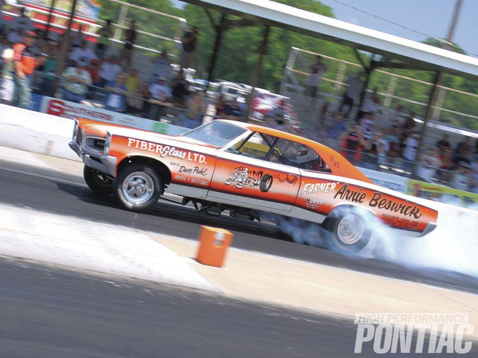 drag racing hot rod muscle cars pontiac wallpaper