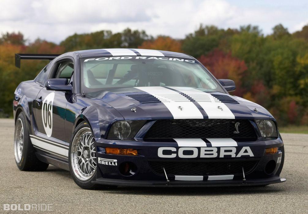 2006 Ford Mustang FR500-GT wallpaper