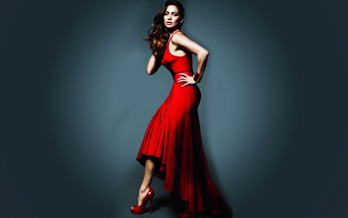Jennifer Lopez actress music wallpaper