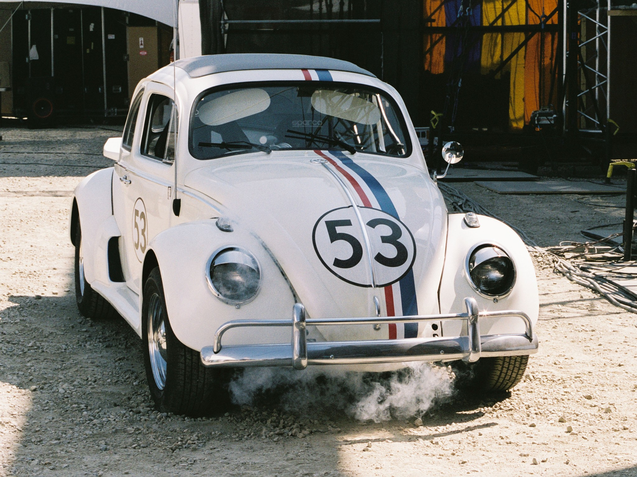 Herbie Volkswagen Beetle Car Wallpaper 2048x1536 35938