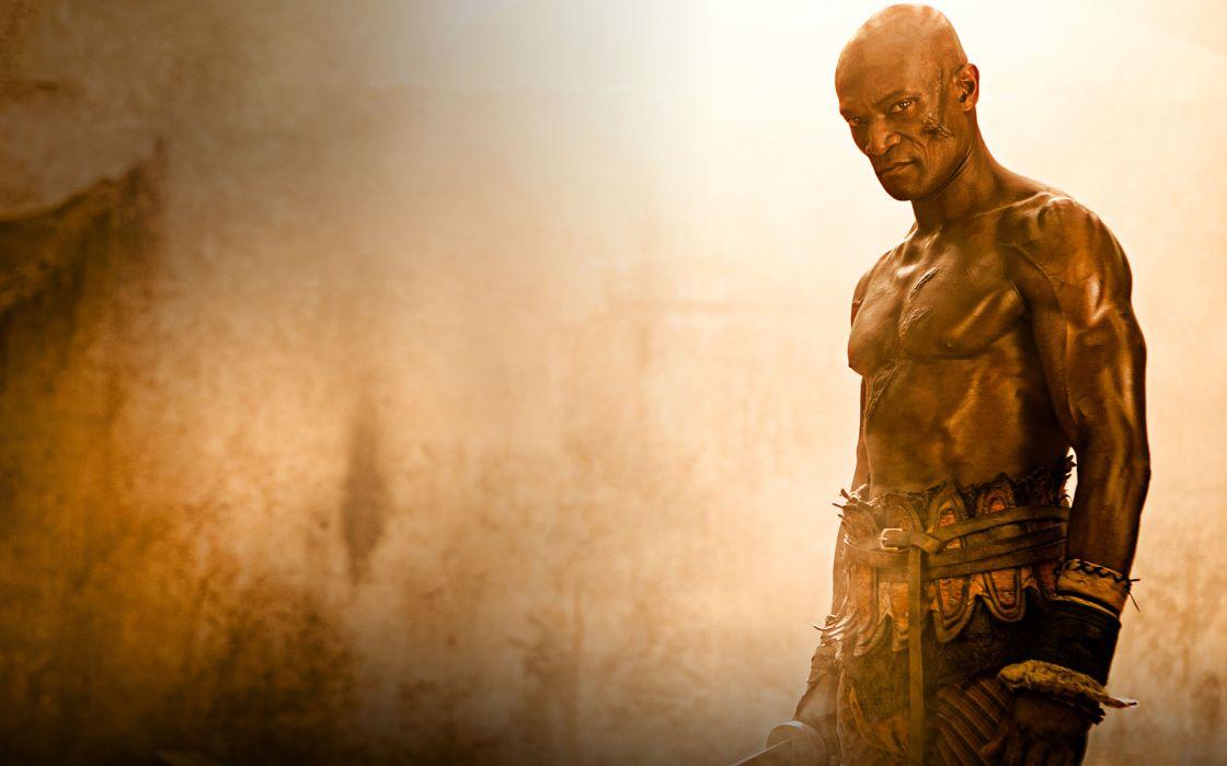 Spartacus wallpaper