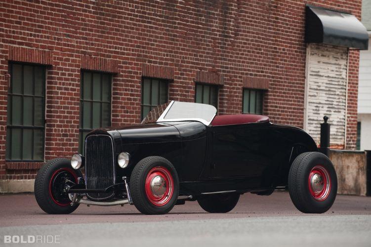 1929 Ford Hi-Boy Hot Rod wallpaper