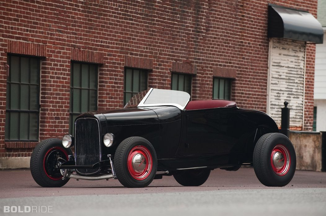 1929 Ford Hi-Boy Hot Rod wallpaper