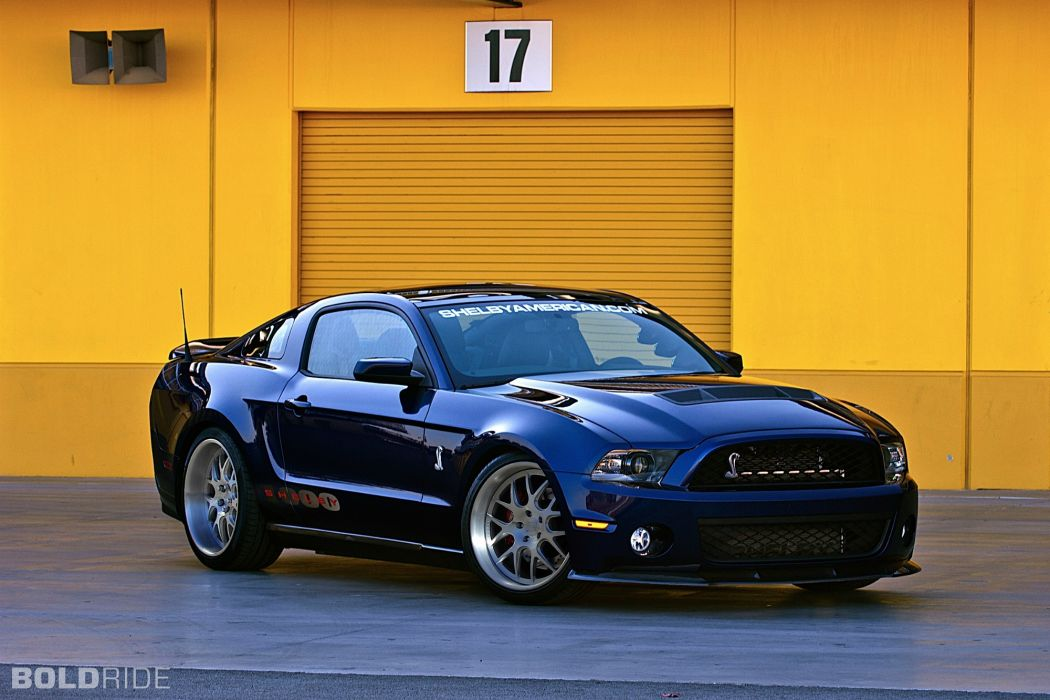 2012 Ford Mustang Shelby 1000 wallpaper