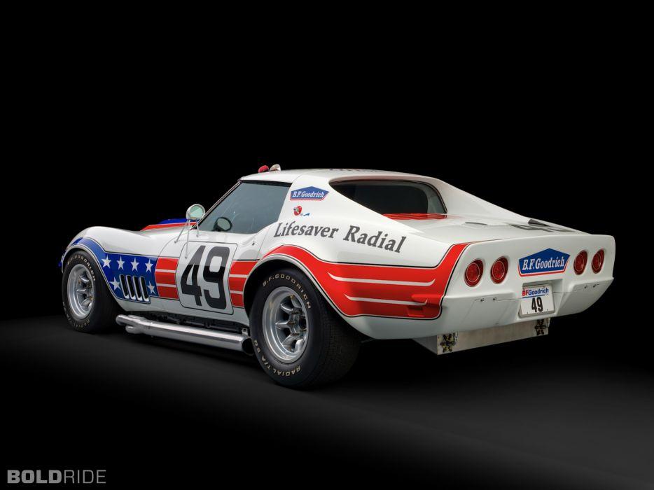 69 corvette wallpaper