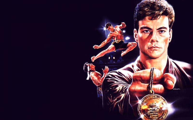 Jean-Claude Van Damme wallpaper