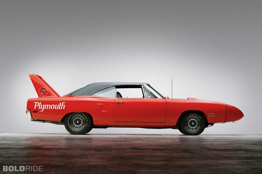1970 Plymouth Road Runner Superbird wallpaper