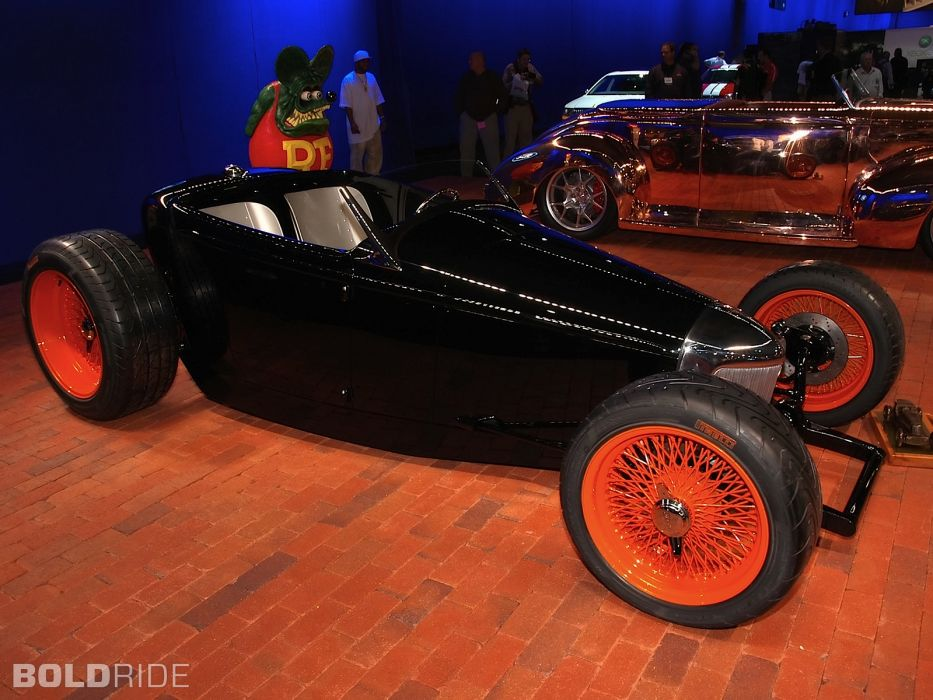 Ford Wedge Roadster wallpaper
