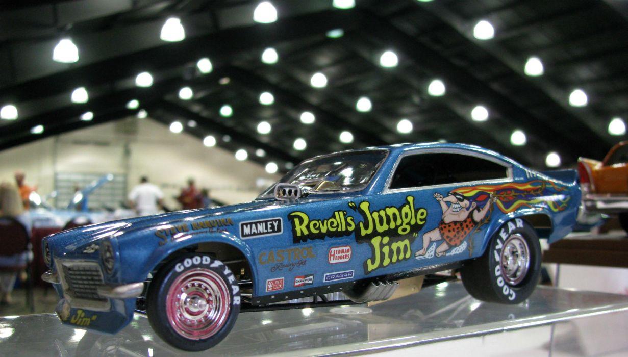Jungle Jim Liberman 1971 Model drag racing wallpaper