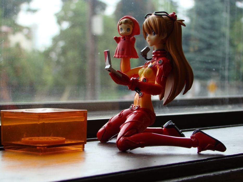 japan neon genesis evangelion toys children asuka langley soryu dolls figurines wallpaper
