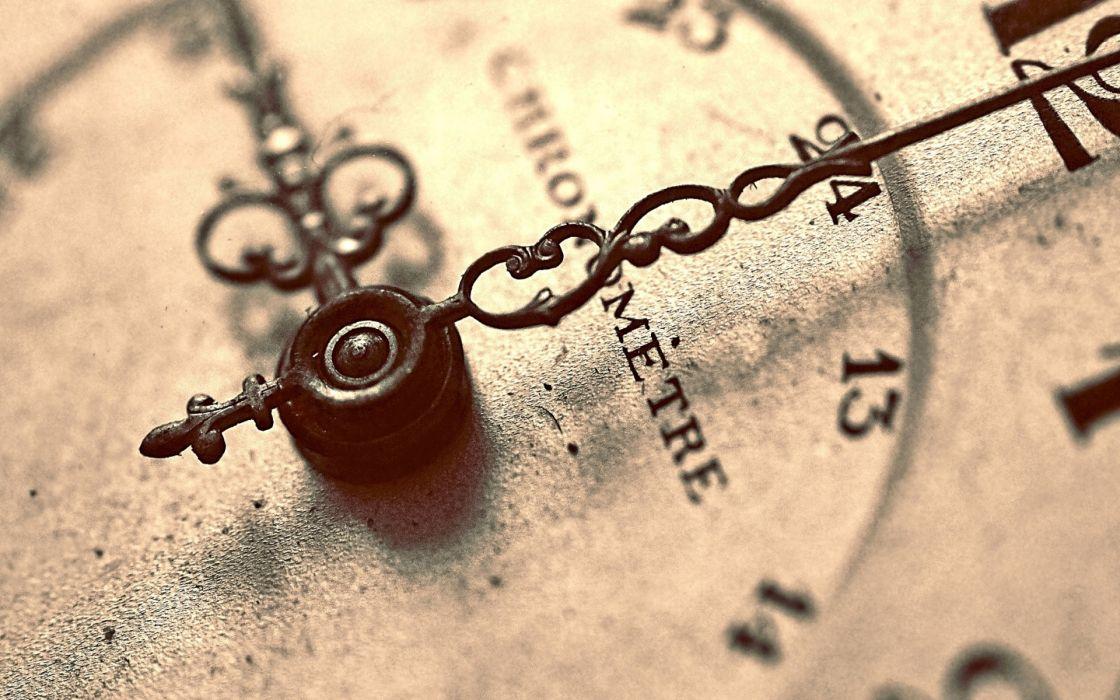 time clock watch wallpaper