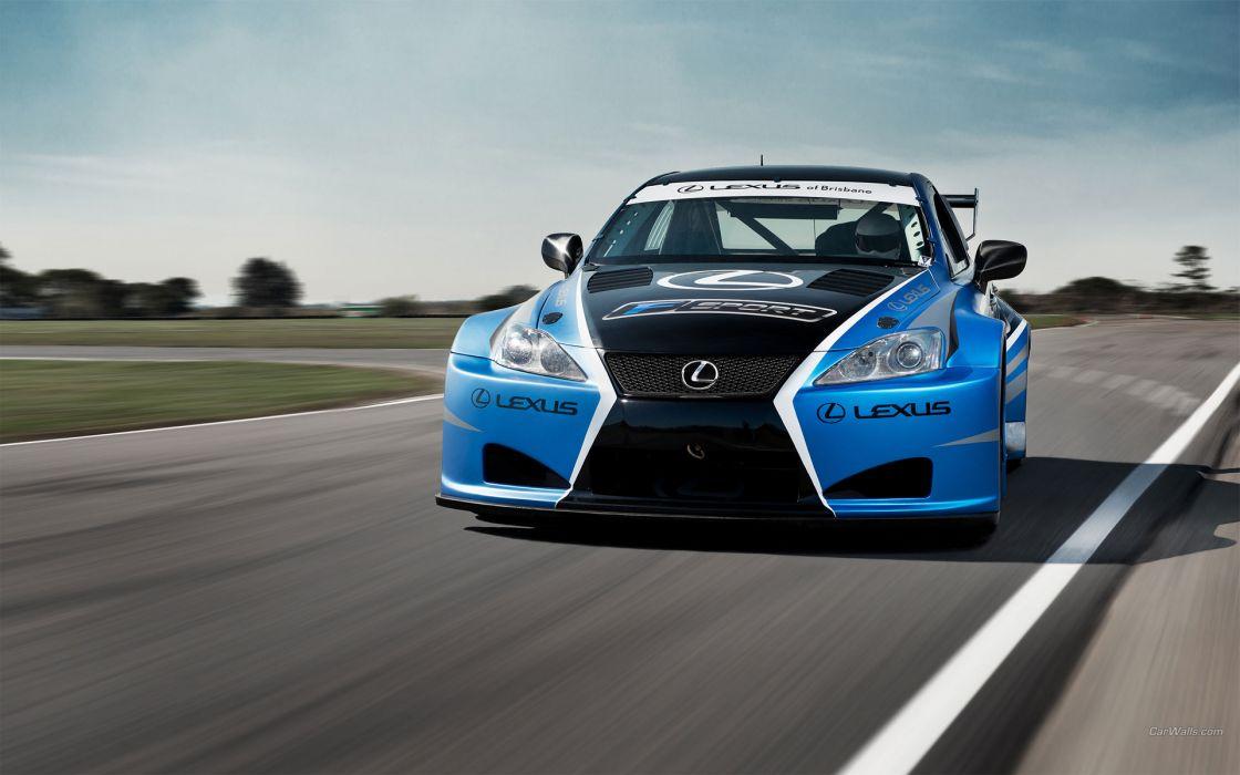 2013 Lexus IS-F V8 Superstar International Series wallpaper