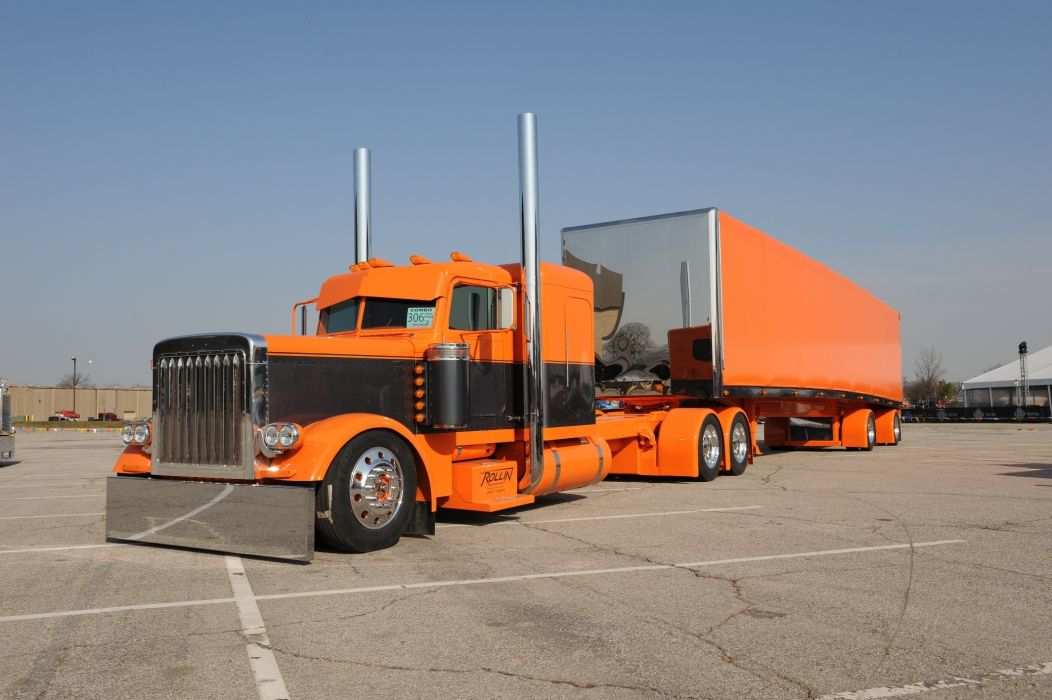 Peterbilt wallpaper