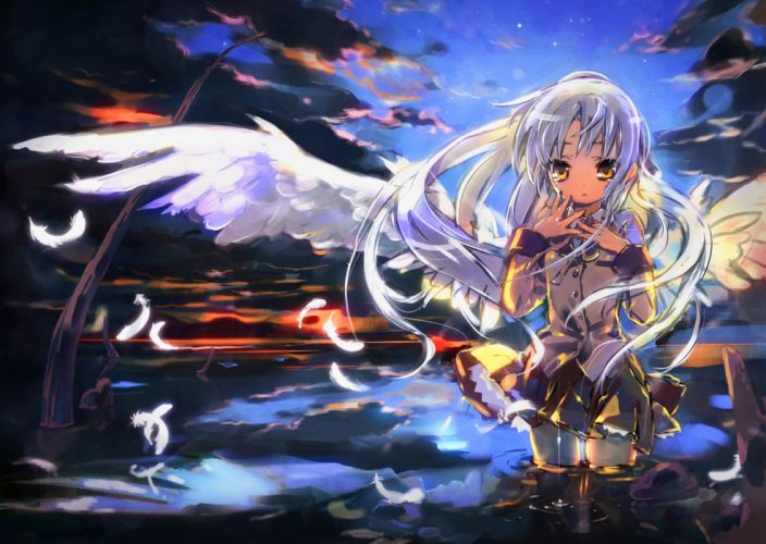 angel beats! wallpaper