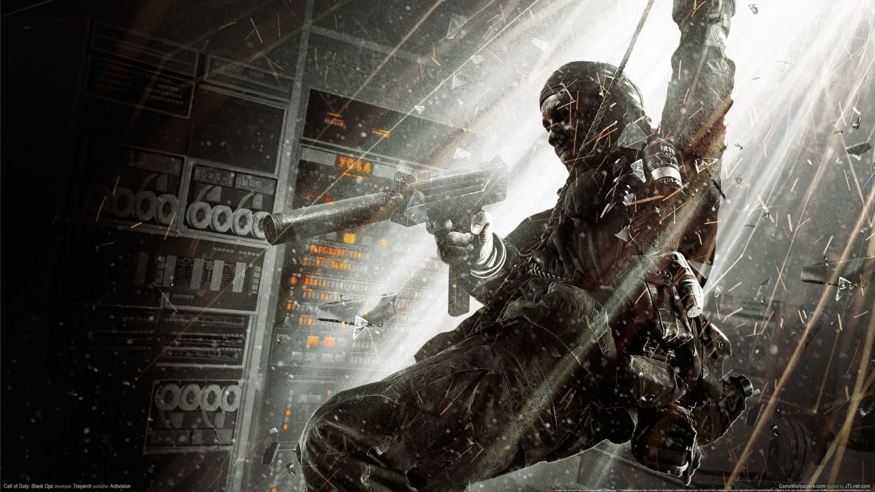 Call of Duty Soldier wallpaper