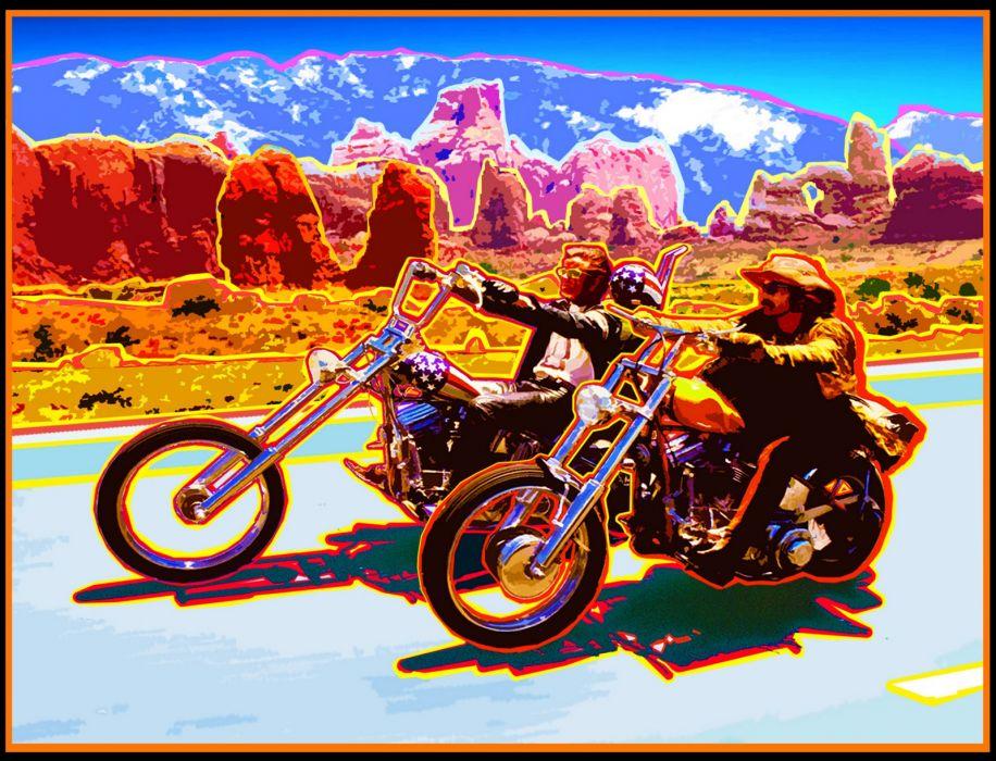 easy rider wallpaper
