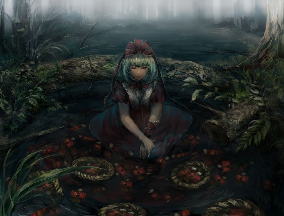 Touhou Game wallpaper
