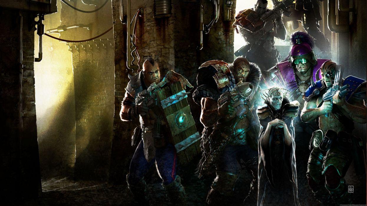 dead space marines warhammer wallpaper