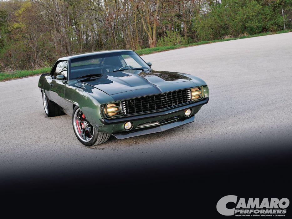 427 LS7 Camaro wallpaper