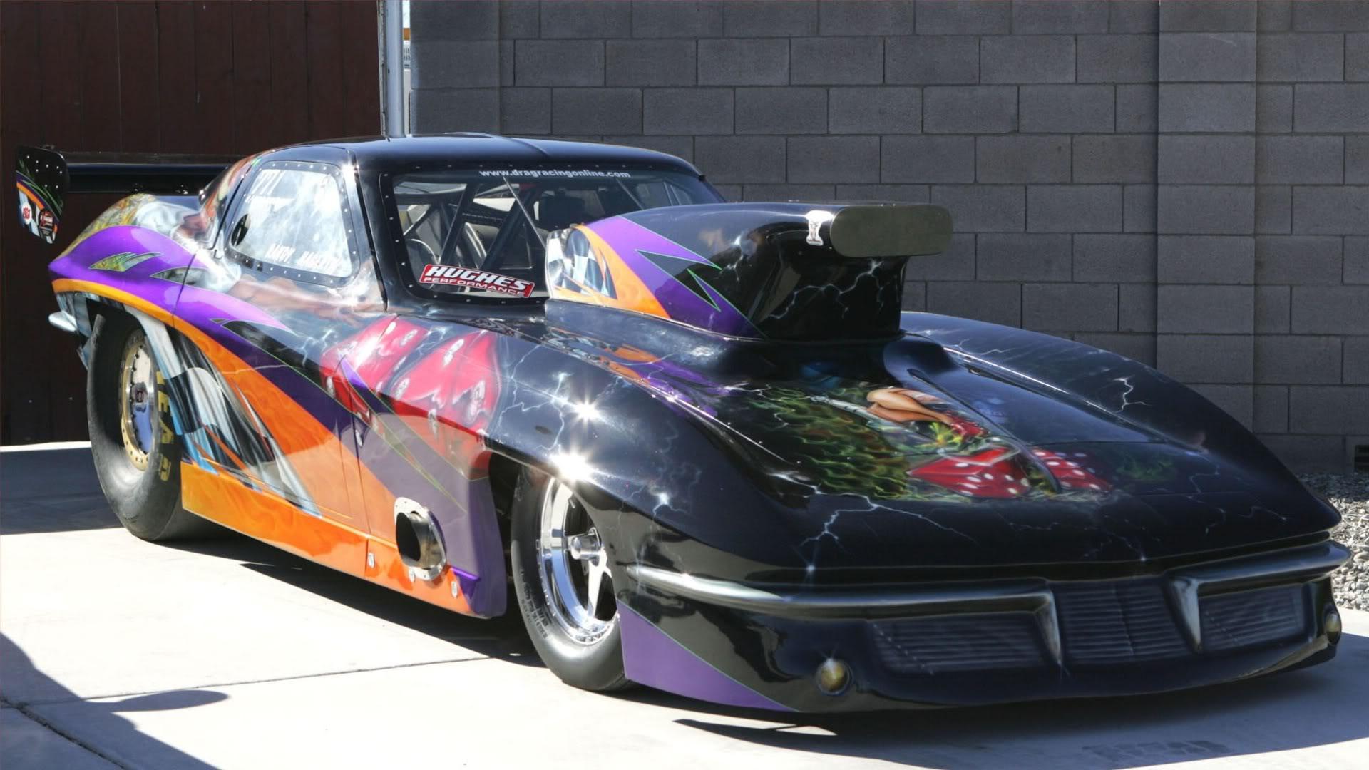 Pro Stock Corvette : Pro stock vette chevrolet corvette drag racing