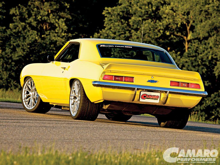 1969 Camaro f wallpaper