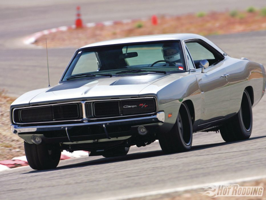 1969 Dodge Charger srfw wallpaper