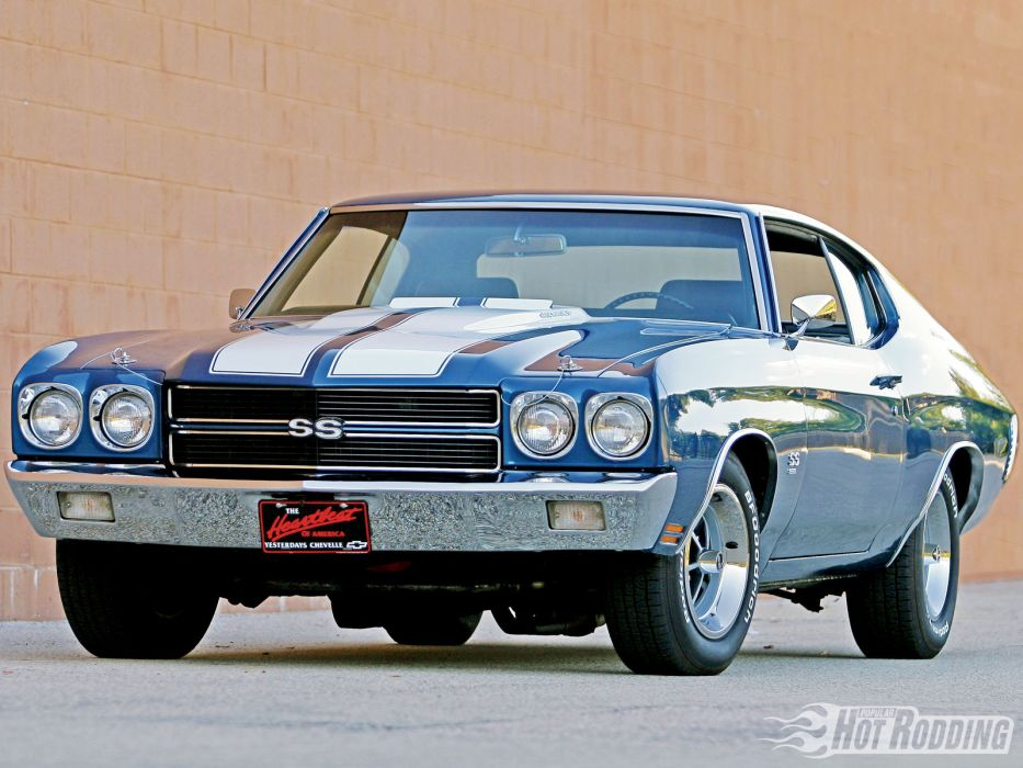 1970 chevy chevelle wallpaper