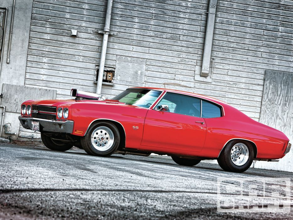 1970 ls6 chevrolet chevelle wallpaper