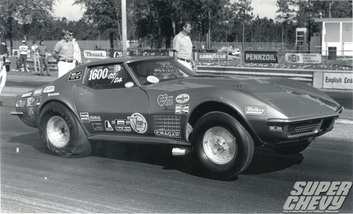 1971 corvette wallpaper