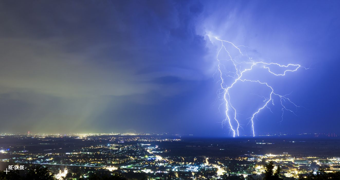 nature sky lightning wallpaper
