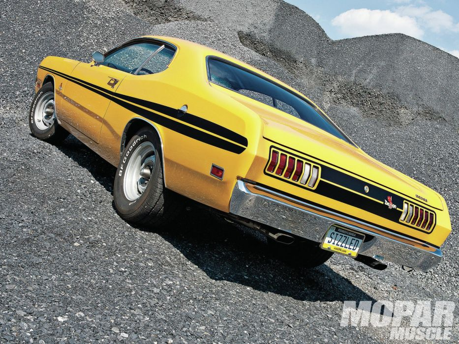1971 Dodge Demon wallpaper