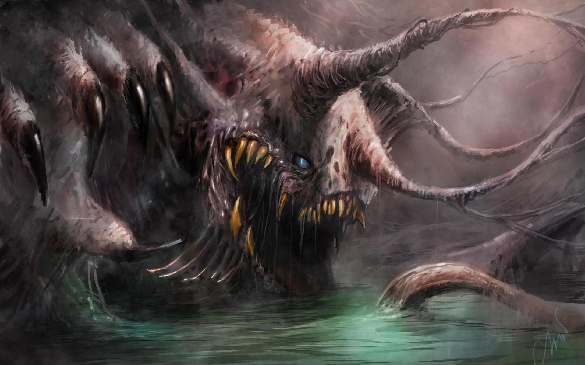 Paintings landscapes illustrations fantasy art digital ...