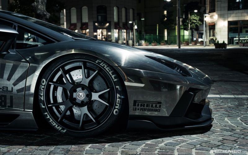 1 Lamborghini Aventador Wheel tunings wallpaper