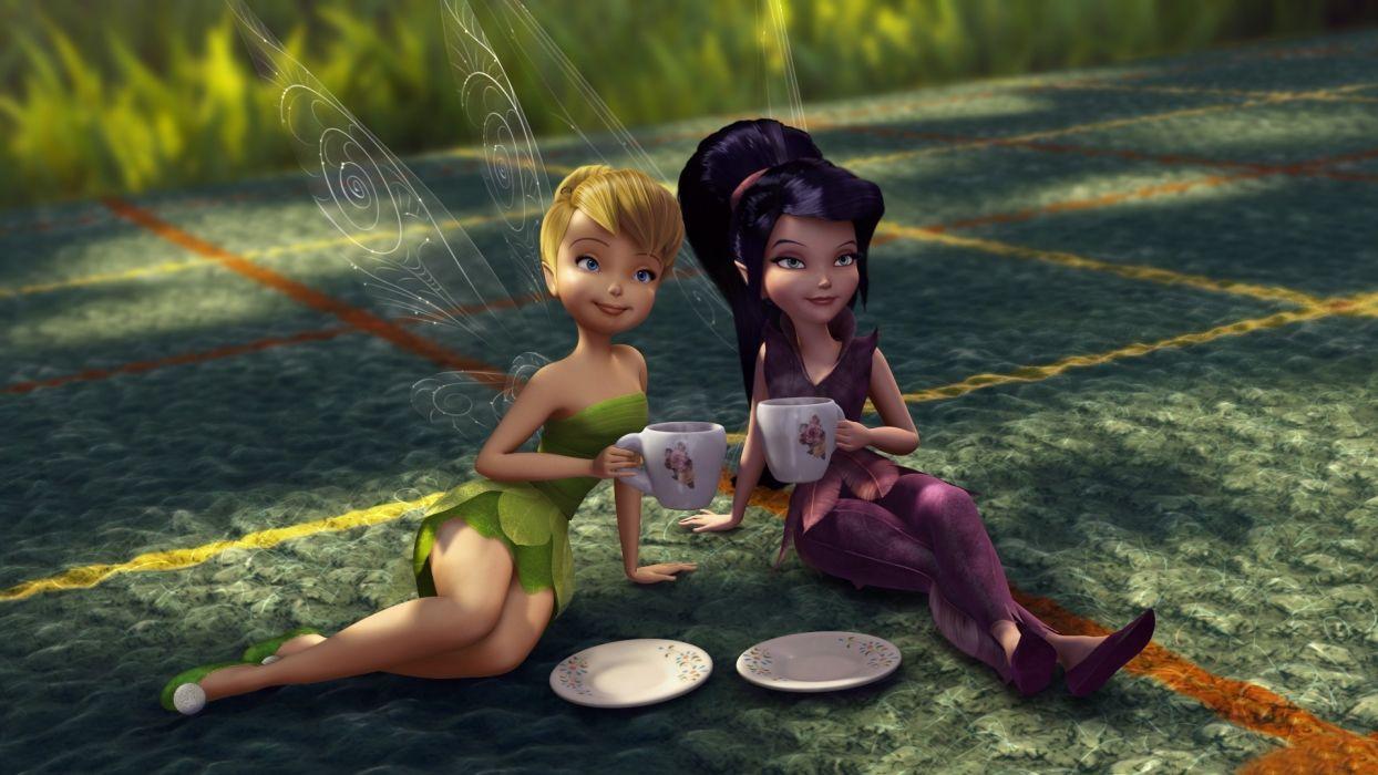 anime dolls toys girls fantasy fairy wallpaper