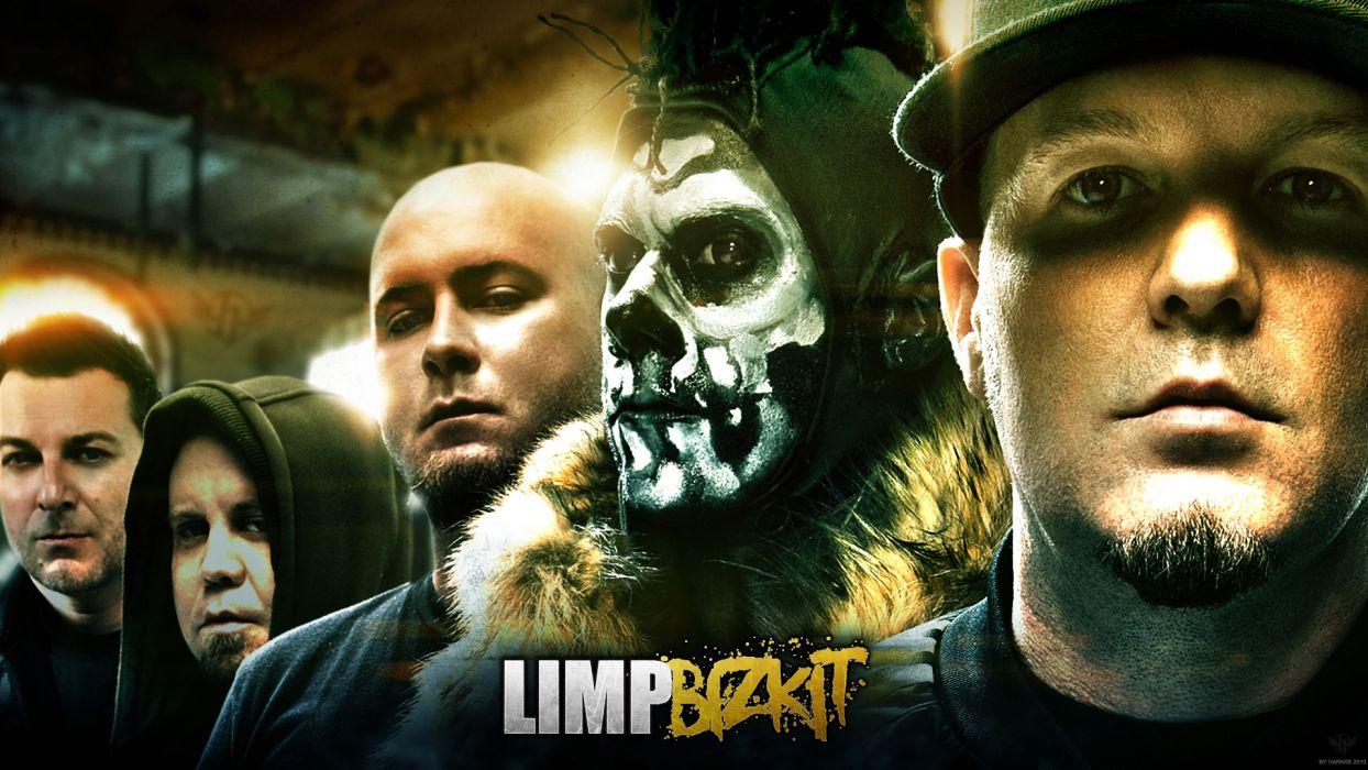 Limp Bizkit music rock  wallpaper