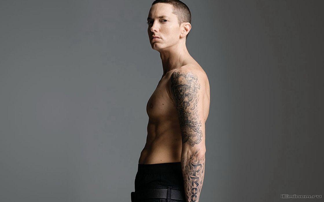 Eminem rap music male celebrities wallpaper
