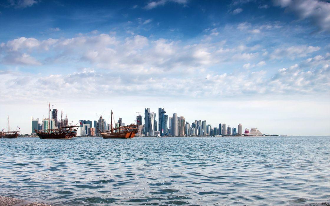 qatar doha wallpaper