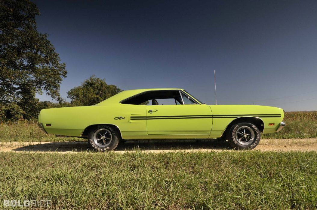 1970 Plymouth GTX muscle cars wallpaper
