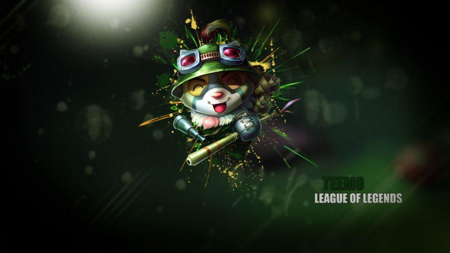 League Of Legends fantasy art video games wallpaper