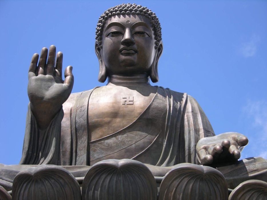 Buddha religion wallpaper