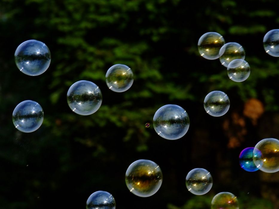 bubbles bokeh sphere circle texture photography wallpaper