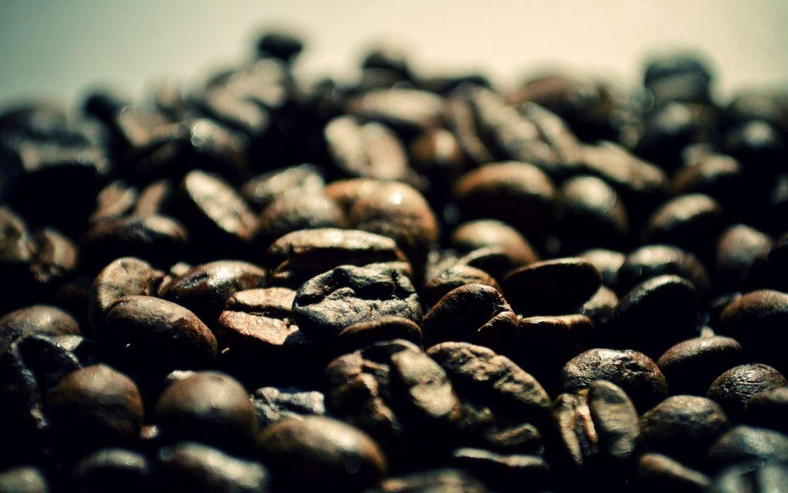 coffee beans macro wallpaper