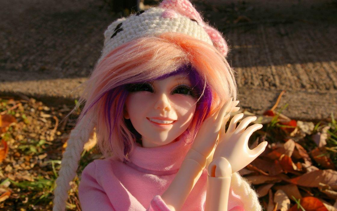 toys dolls barbie girls glam face pov women realistic wallpaper