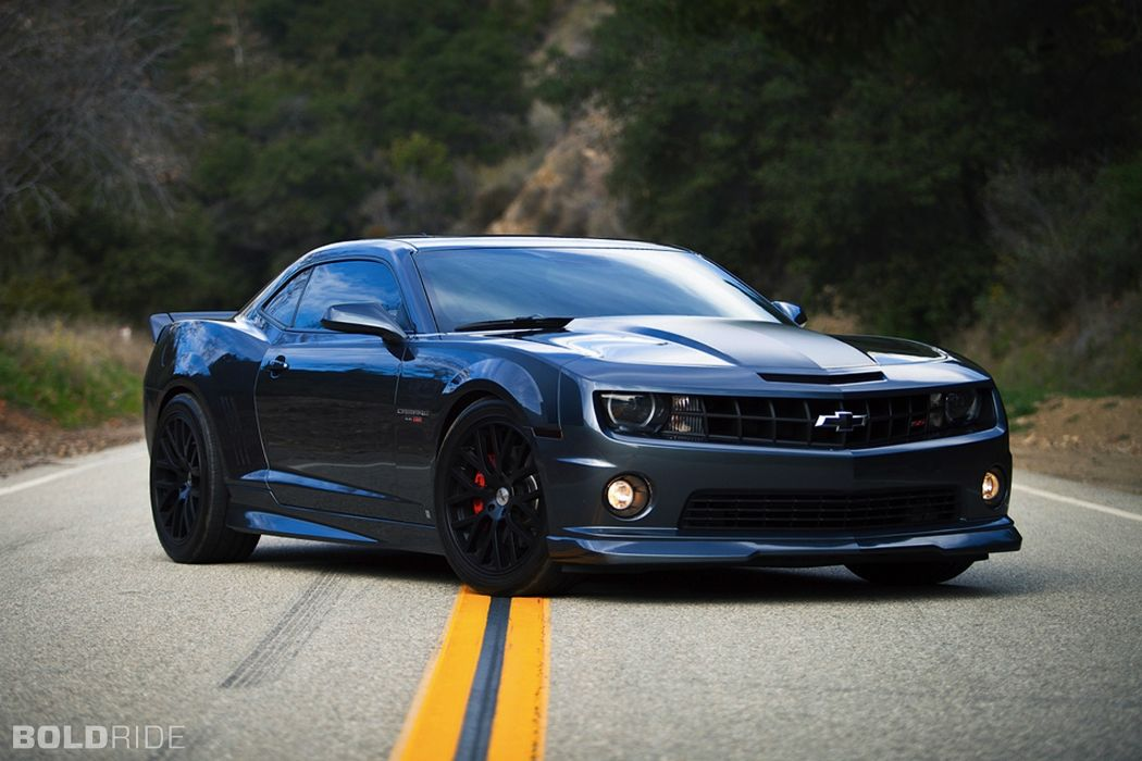 2010 Chevrolet Camaro Ss tuning muscle cars roads wallpaper