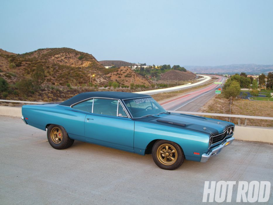 plymouth hot rod muscle cars wallpaper