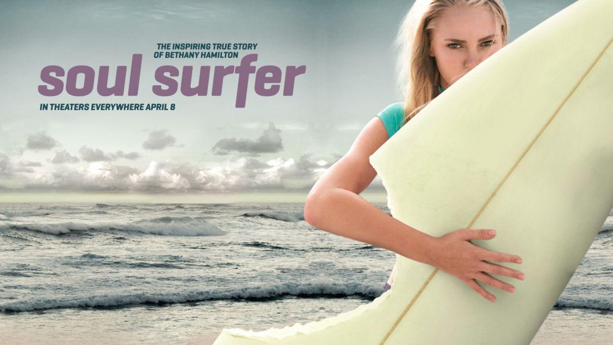 Soul Surfer movie surfing sports wallpaper