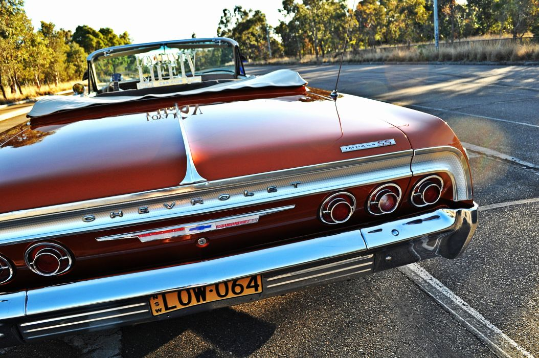 chevrolet Impala classic wallpaper