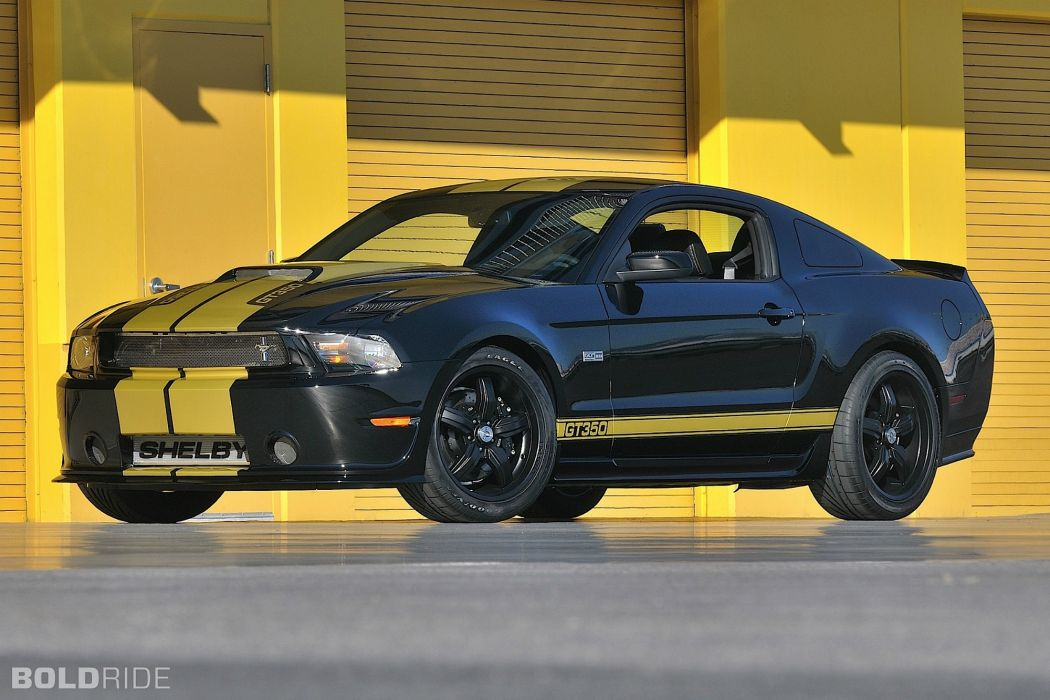 2012 Ford Mustang Shelby GT350 50th Anniversary Edition muscle cars wallpaper