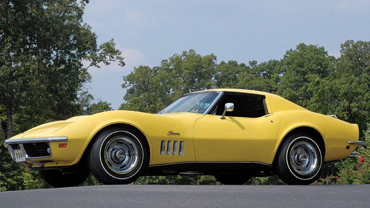 1969427 L71 Big-Block Yenko Chevrolet Corvette supercars muscle cars wallpaper