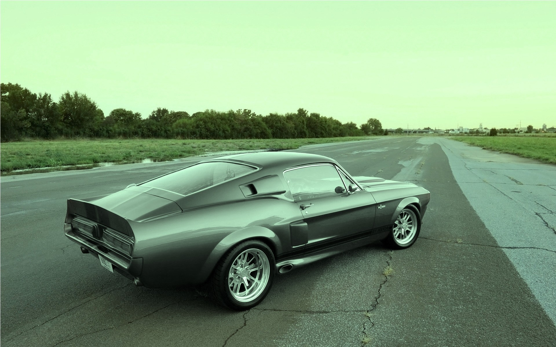 classic mustang muscle car wallpapers - Old Mustang Muscle Cars